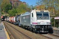 253 (firedmanager) Tags: renfe renfeoperadora railtransport tren train trena ferrocarril freighttrain 253 bombardier bombardiertransportation bombardiertraxx