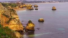 L`Algarve (enricrubioros1) Tags: algarve lagos landscape seascape playa sony faro