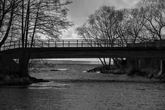 Huskvarna April 2017 (joohoo00) Tags: vättern lake sjö bridge bro water sweden sverige nikon april