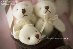 Bonequinha Ursula (Dani_Fressato) Tags: doll artesanato craft boneca patchwork bichos bichinhos tecido ursos trabalhomanual ursinhos ideias retalhos danifressato