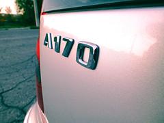 Mercedes-Benz (vladboryshpol) Tags: car speed canon mercedes benz nikon russia ukraine fujifilm aclass hs20 a170 w169