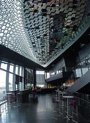 harpa 4 4p (Bilderschreiber) Tags: city haven island iceland und concert opera kultur culture reykjavik congress hafen centrum harpa konzerthaus opern