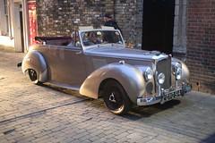 1954 Alvis TC.21/100 Grey Lady (kenjonbro) Tags: uk england london silver grey greenwich bikes 1954 classiccars alvis roadster tourer greenwichmarket greylady se10 worldcars kenjonbro tc21100 canoneos5dmkiii parkitinthemarket meanoldtimers canonzoomlensef2880mm13556 oyo514