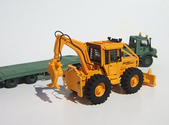MB Trac (ForstThueringen) Tags: model forestry 187 modell unimog skidder mbtrac forstmaschine forestrymodel