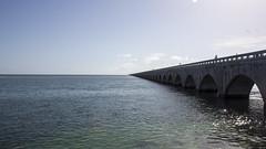 Seven mile bridge (Innes2011) Tags: bridge sea sky usa canon keys key florida seven mile sevenmilebridge