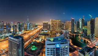 From JLT to Dubai Marina