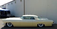 1956 Lincoln Continental (bballchico) Tags: continental lincoln santamaria 1956 custom kustom richardzocchi