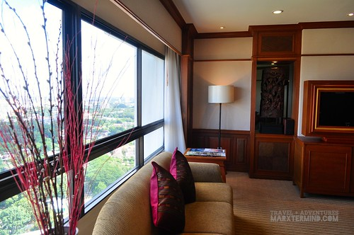 Holiday Inn Chiang Mai Executive Lounge 03