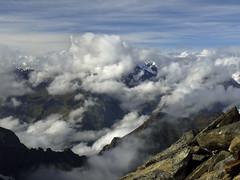 022 - sopra le nubi (TFRARUG) Tags: alps alpine alpi valledaosta valdaosta arbolle lagogelato emilius ruthor leslaures trecappuccini