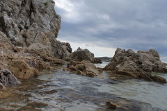 Platja de s'Arenalet (CABrualla) Tags: sea beach relax mar sin roca menorca tranquilidad filtros balerares
