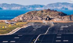 F-16 Take Off - Bodo (Hkon Kjllmoen, Norway) Tags: fly jet september f16 falcon fighting takeoff pilot bod 2014 figher jagerfly