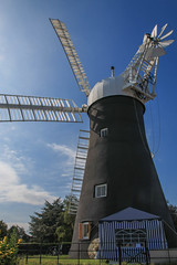 Holgate Windmill, September 2014 (9)