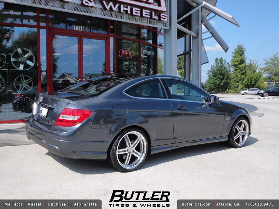 The World 39 S Best Photos Of C350 And Rims Flickr Hive Mind