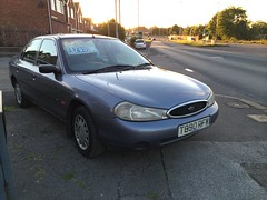 Ford Mondeo Mk2 LX (VAGDave) Tags: ford mondeo mk2 lx 1999