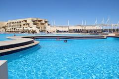 pool view (Memi Ketie Kokovich) Tags: summer pool redsea egypt resort swimmingpool hurgada hurghada beachresort moevenpick somabay egyptholiday moevenpicksomabay