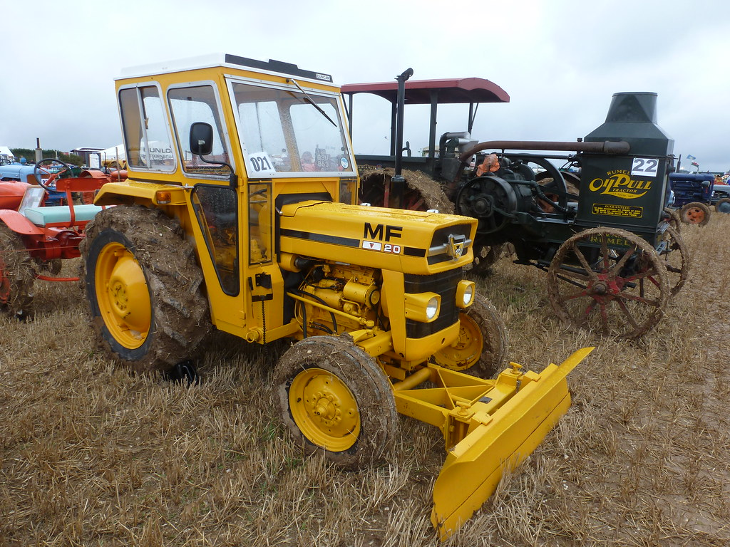 Massey Ferguson 65 Blade : The world s best photos of fergie and mf flickr hive mind