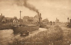 "Ferry at Crowle • <a style=""font-size:0.8em;"" href=""http://www.flickr.com/photos/124804883@N07/15227148220/"" target=""_blank"">View on Flickr</a>"