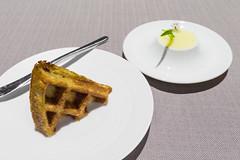 Waffle (Tom Noe) Tags: chicago dinner grace finedining tastingmenu tomnoe gracerestaurant curtisduffy michaelmuser tomnoephotography