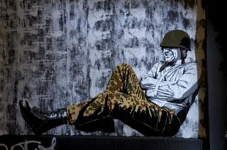 StreetWorks: »Stencil« – Night-Pieces BXLIII - 147x