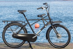 Fr8 Schuurpapier- (@WorkCycles) Tags: amsterdam anthracite bicycle bike color dutch fiets fr8 granite matteseasonal nederlands papafiets sandpaper schuurpapier sparkle sparkly transportfiets workcycles