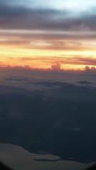 PEKMNL Sunrise 5:09 (sofimi) Tags: china travel sky sunrise airplane beijing aerialview birdseyeview pekmnl