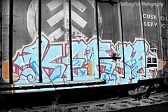 train 7 (Outlawzcrew760) Tags: art cars photography graffiti losangeles los sandiego angeles trains roadtrip lajolla fresh dope salk trainyard vandals trespassing thecross flaks aisles duak outlawz760 outlawz760photography