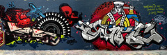 10A - Chteau d'Eau / Lancry (o_Ouissem) Tags: street wild panorama streetart paris art wall graffiti mural king murals style spray retro kings moa walls cans lettering aerosol quaidevalmy aerosolart ogre toons graffitiart kca vim wildstyle sprayart vad fatcap moas lcf le