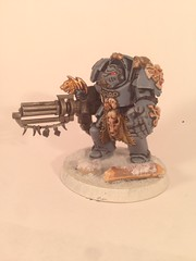 First terminator ever painted (kaiswargaming) Tags: infantry marine wolf space games 40k workshop warhammer marines terminator wolves stormclaw