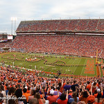 UNC at Clemson - McInnis Photos