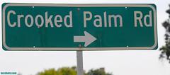 CrookedPalmRoad (mcshots) Tags: california road travel trees summer sky usa sign coast highway driving stock hills socal directions arrow mcshots venturacounty crookedpalmroad