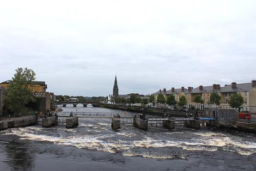 River Moy, Ballina, County Mayo, Ireland