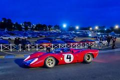 1969 FERRARI 312 P (el.guy08_11) Tags: france 1969 ferrari voiture collection lemans paysdelaloire