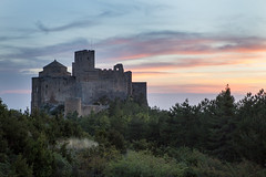 Loarre Castle Anies (beckstei) Tags: castle landscape spain ruins huesca zaragoza aragon northern anies