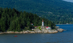 Lighthouse Park (Martin Smith - Having the Time of my Life) Tags: ocean cruise lighthouse canada rocks britishcolumbia whalewatching