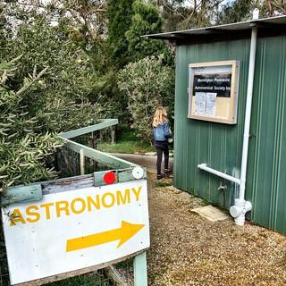 Mornington Peninsula Astronomy Society at The Briars