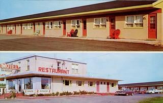 Motel Barbeau, Levis, Quebec