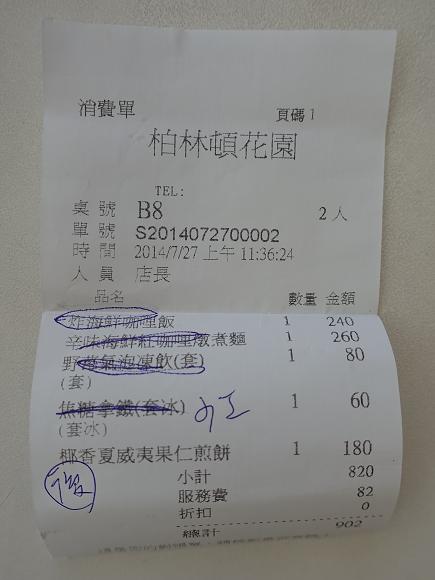 台北東區柏林頓花園 (37).JPG