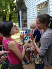 "Amanda and Sophie Christenson at Paul's First Birthday Party • <a style=""font-size:0.8em;"" href=""http://www.flickr.com/photos/109120354@N07/15383291962/"" target=""_blank"">View on Flickr</a>"