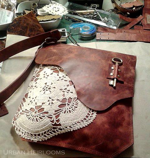f62831c191 boho Ryan wmk (UrbanHeirlooms) Tags  leather fashion festival vintage keys  handmade lace oneofakind