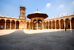 The Citadel, Cairo, Egypt (West Tribe) Tags: citadel cairo mosque 18thcentury afrique northafrica africa arab muslim islam