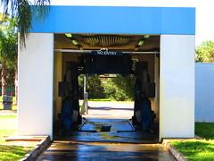 On The Run (formerly Mobil) - Kings Rd/Salisbury Hwy, Salisbury Heights (RS 1990) Tags: station mobil september gas carwash otr adelaide salisbury petrol gasoline friday southaustralia 19th 2014 ontherun kingsrd parafield salisburydowns salisburyhwy