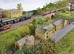 Worthing Model Railway Club Layout