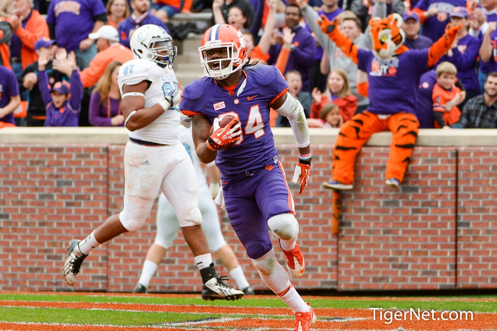 Clemson Photos: 2013, Football, Quandon  Christian, thecitadel
