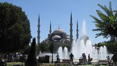 Selamat idul adha :) (NamiQuenbyBusy) Tags: turkey istanbul bluemosque 2014 sultanahmed constantinopel turki iedmubarak