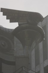 IMG_0889 (patti_heck) Tags: skyscraper gargoyle chryslerbuilding newyorkcityarchitecture artdecoarchitecture steelgargoyle