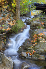 Jericho Brook Falls, Hartford, VT. (capers66) Tags: autumn fall water vermont falls waterfalls hdr canon5dmarkii hartfordvermont jerichobrookfalls