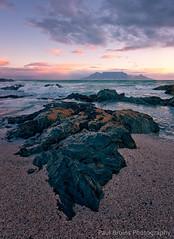 YetAnotherTableMountainSunsetPhoto (Panorama Paul) Tags: sunset southafrica capetown tablemountain nikkorlenses nikfilters blaauwbergbeach nikond800 wwwpaulbruinscoza paulbruinsphotography