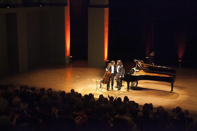 Frank Braley&Gautier Capucon@Handelsbeurs