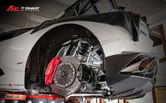 Lamborghini Huracan LP610 fitted with Fi Exhaust Installation (Fi Exhaust) Tags: italy white beautiful car race speed wow design amazing fantastic perfect italia power top unique fast huracan super scene f1 best system valve sound topless passion stunning delicate quick incredible lamborghini torque loud supercar exhaust masterpiece horsepower highclass frequency lambo accelerate bontique valvetronic lp610 lp6104