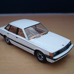 TOMICA LIMITED VINTAGE NEO LV-N03a 1/64 NISSAN LEOPARD TR-X (White)
